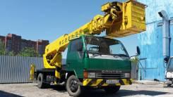 Mitsubishi Canter. Автовышка 21 метр без пробега по РФ . В Наличии, 3 700 куб. см., 21 м.