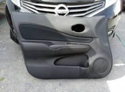 Обшивка двери. Nissan Note, E12