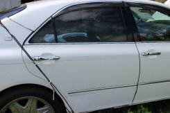 Ветровик на дверь. Toyota Crown, GRS182 Двигатель 3GRFSE