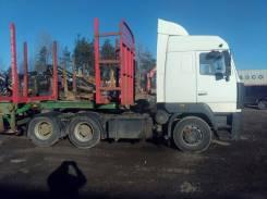 МАЗ 6430А8-360-020. Продам Грузовой седельный тягач МАЗ с полуприцепом, 2 200 куб. см., 2 000 кг.