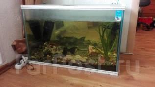 Продам аквариум для рыбок на 200 литров