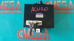 Блок управления климат-контролем. Toyota Kluger V, ACU25, MCU25, ACU20, MCU20 Двигатели: 2AZFE, 1MZFE