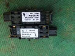 Датчик airbag. Nissan: Micra C+C, Pathfinder, Micra, Terrano, Tino, Primera, Navara, Note, Terrano II, Almera Двигатели: CR14DE, HR16DE, V9X, VQ40DE...