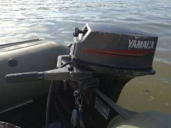 Yamaha. 9,90л.с., 2-тактный, бензиновый, нога S (381 мм), Год: 1994 год