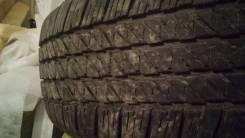 Bridgestone Dueler H/T 688. Всесезонные, 2016 год, без износа, 4 шт