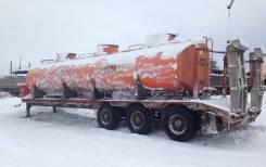 Чмзап 99064. Высокорамный полуприцеп тяжеловоз -КШТ, 36 000 кг.