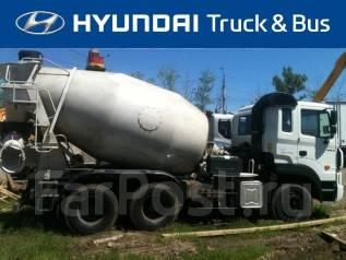Hyundai HD370. Абсолютно новый Автобетоносмеситель 9 m3 от официального дилера !, 12 920 куб. см., 9,00куб. м.