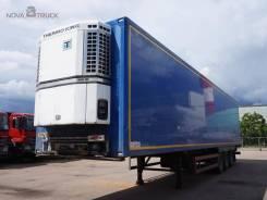 Gray Adams. Полуприцеп рефрижератор GA 3b/6, 28 100 кг.