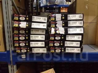 Диск тормозной. Nissan: Fuga, Fairlady Z, Murano, 350Z, Skyline Двигатели: VQ25DE, VQ35DE, VQ25HR, VK45DE, VQ35HR, VQ37VHR, QR25DE, YD25