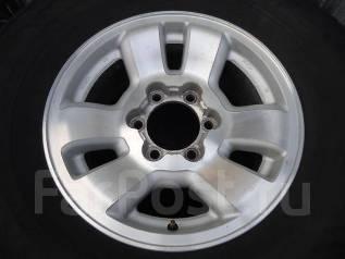 Toyota. 7.0x16, 6x139.70, ET15, ЦО 106,0мм.