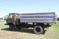 ГАЗ 66. ГАЗ САЗ 66 (3511), 4 250 куб. см., 4 500 кг.