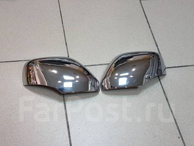 Накладка на зеркало. Infiniti QX56 Nissan Patrol, Y62