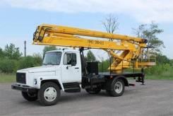 СММ ПМС-318-02. Автовышка ПМС-318-02, 4 750 куб. см., 18 м. Под заказ