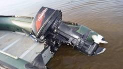 Tohatsu. 15,00л.с., 2х тактный, бензин, нога S (381 мм), Год: 2011 год