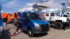 ГАЗ Газель Next. Автогидроподъемник ВИПО-18-01 на шасси ГАЗель NEXT., 6 700 куб. см., 18 м.