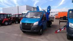 ГАЗ Газель Next. Автогидроподъемник ВИПО-12-01 с бортом на шасси ГАЗель-А21R23 NEXT, 6 700 куб. см., 12 м.
