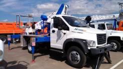ГАЗ Газель Next. Автогидроподъемник ВИПО-18-01 на шасси ГАЗель-А21R33 NEXT, 6 700 куб. см., 18 м.