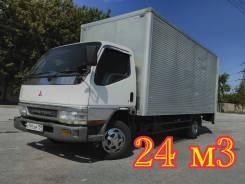 Mitsubishi Canter. Грузовой фургон , 2000 г. в. г/п 3500 кг, 5 200 куб. см., 3 500 кг.