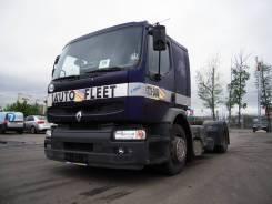 Renault Premium. 420 DCI - седельный грузовой тягач (автовоз), 11 116 куб. см., 8 020 кг.