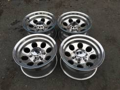Mickey Thompson. 8.0x15, 6x139.70, ET-22, ЦО 106,0 мм.