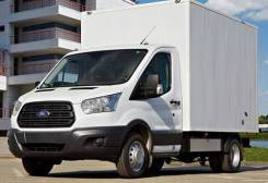 Ford Transit. изотермический 350E (4300х2200х2300), 2 200куб. см., 1 200кг., 4x2