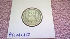 Нечастые 20 Франков 1949 года Алжир