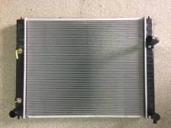 Радиатор охлаждения двигателя. Infiniti: FX50, EX35, FX35, FX37, EX37 Двигатели: VQ35HR, VK50VE, VQ37VHR