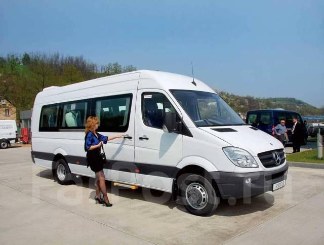 услуги микроавтобуса мерседес спринтер луидор екатеринбург