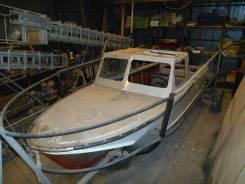 Казанка-2М. Год: 1989 год, длина 5,00м., двигатель подвесной, 40,00л.с., бензин