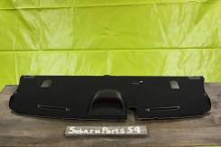Полка в салон. Subaru Legacy B4, BL9, BL5, BLE
