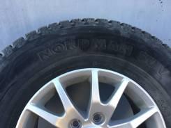 Nokian Nordman SUV. Зимние, шипованные, 2012 год, износ: 40%, 4 шт