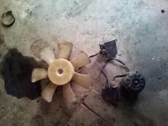Мотор вентилятора охлаждения. Mazda CX-7