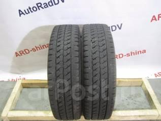 Bridgestone Blizzak W979. Зимние, без шипов, 2014 год, износ: 30%, 2 шт