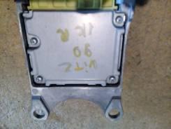 Блок управления airbag. Toyota Vitz, KSP90