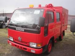 Nissan Atlas. 1995, 4WD, 2 500 куб. см., 1 500 кг.