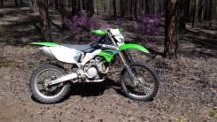 Kawasaki KLX 450R. 450 куб. см., исправен, без птс, с пробегом