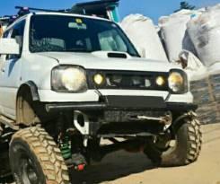 Решетка радиатора. Suzuki Jimny