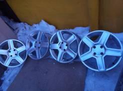 Peugeot. x17, 4x108.00, ET28, ЦО 65,1мм.