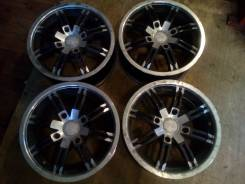 RS Wheels. 6.0x14, 4x114.30, ET38, ЦО 73,0мм.