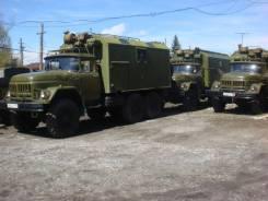 ЗИЛ 131. с Госрезева, 6 000 куб. см., 5 000 кг.