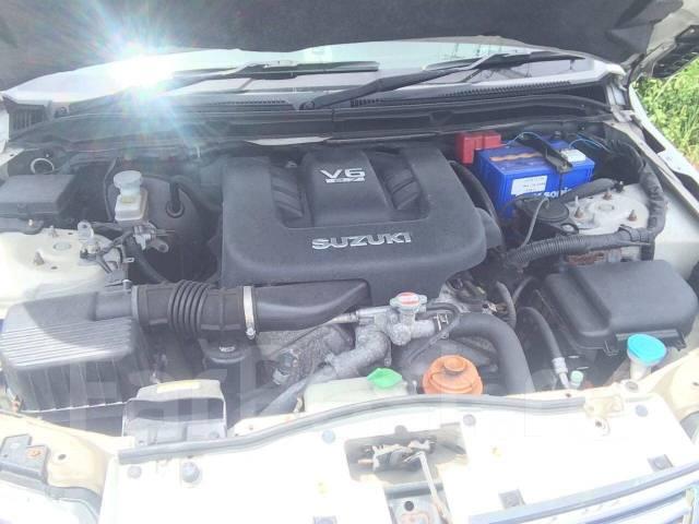 Suzuki Escudo. TD94W, H27A