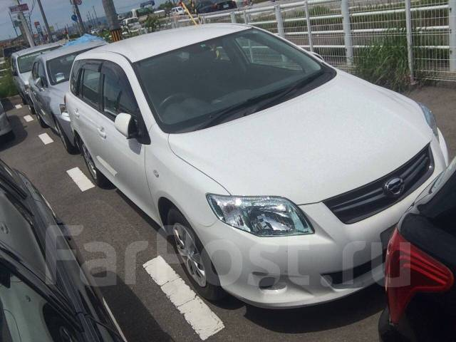 Toyota Corolla Fielder. NZE141, 1NZ