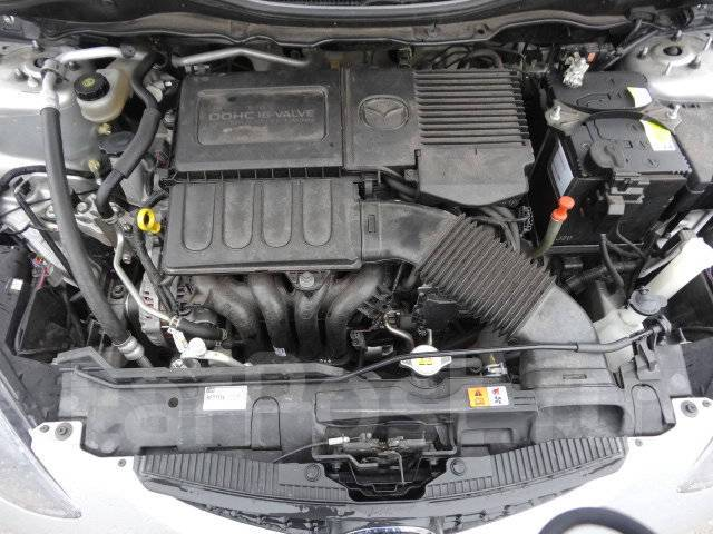 Mazda Demio. DE3AS, ZJ