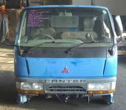 Кабина. Mitsubishi Canter