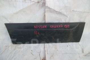 Накладка на боковую дверь. Nissan Qashqai, J10