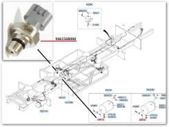 Датчик давления воздуха / 946156B000 / MOBIS ( Все модели )