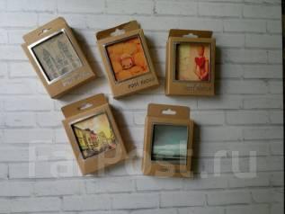 5 наборов мини-открыток