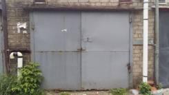 Гаражи капитальные. улица Часовитина 3, р-н Борисенко, 18кв.м., электричество, подвал. Вид снаружи