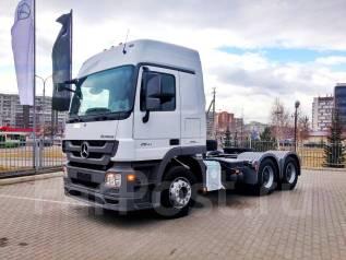 Mercedes-Benz Actros. Тягач 2641LS на пневме, 12 000 куб. см., 40 000 кг. Под заказ