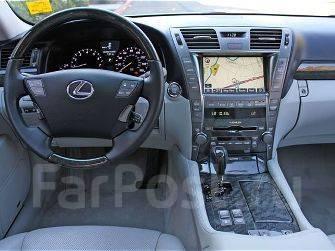 Lexus LS460. USF41, 1URFSE